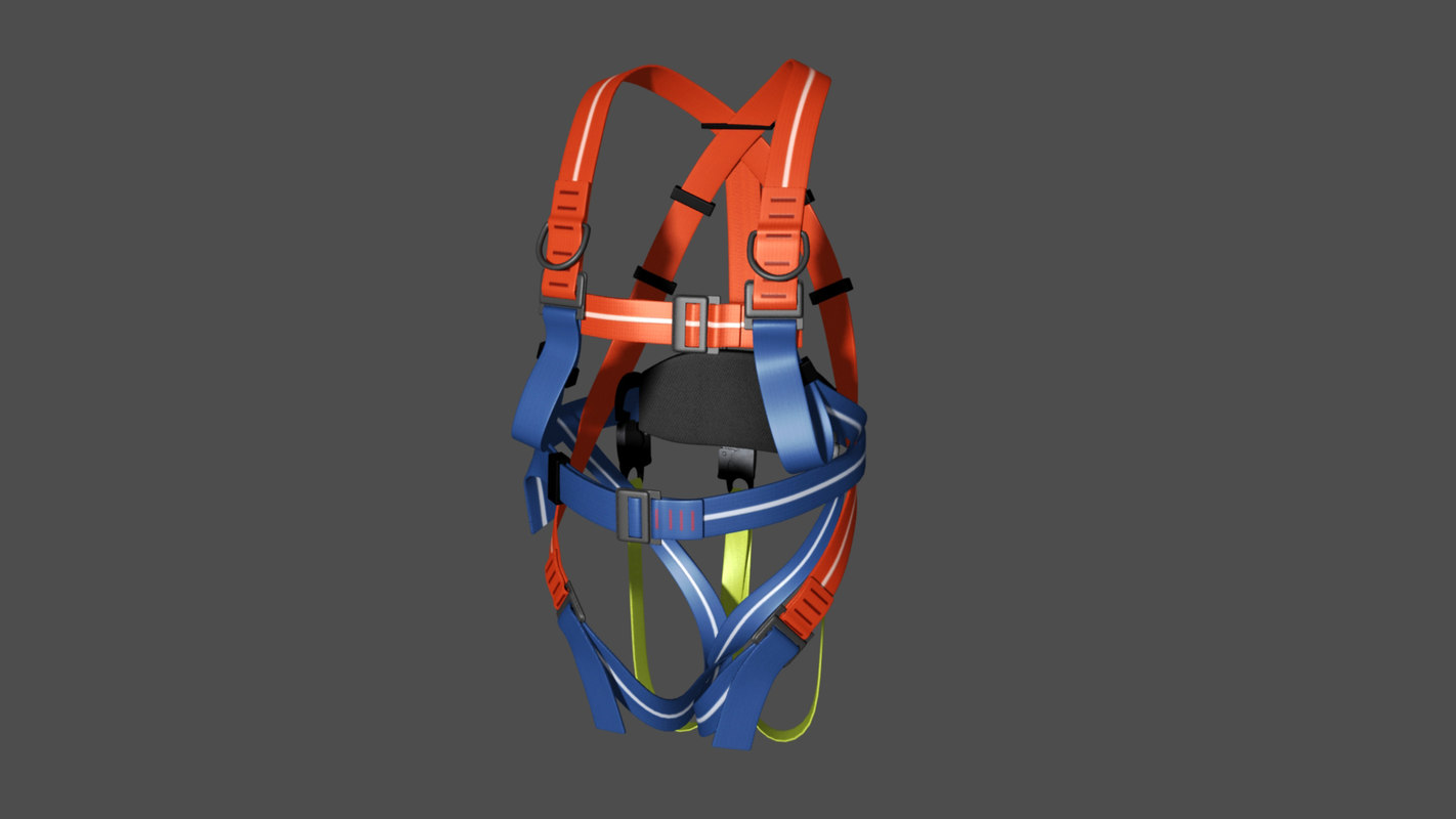 safety harness model