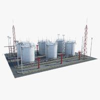 Refinery zone 6