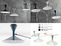 3D model lampe marseille