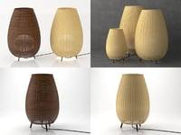 3D model amphora bover