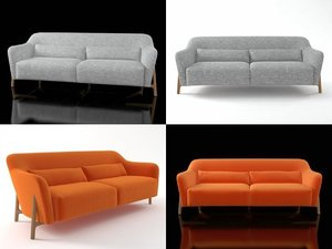 pilotis sofa model