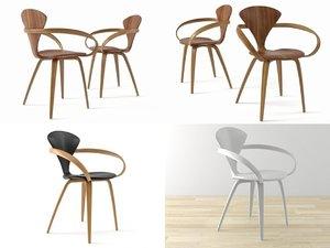 cherner armchair 3D model