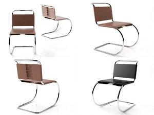 3D model mr chair