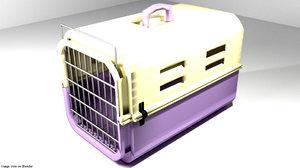 cage pet 3D