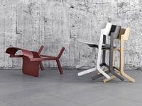 ru chair 3D model
