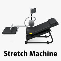 Stretch Machine 001 - Gym Equipment