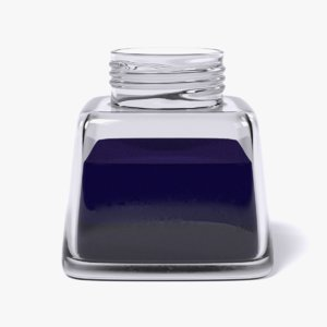 ink pot inkpot model