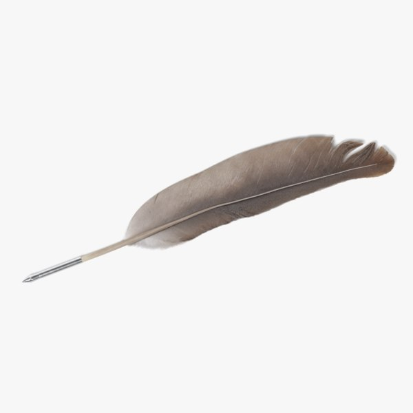 3D quill