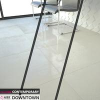 floor wall 3D model