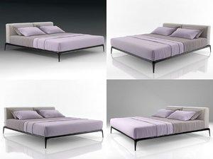 park bed 3D