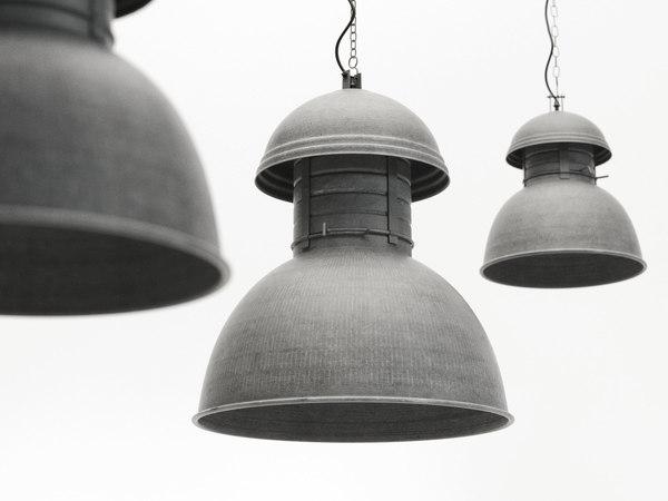 warehouse lamp 3D