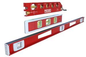 3D ridgid level kit model
