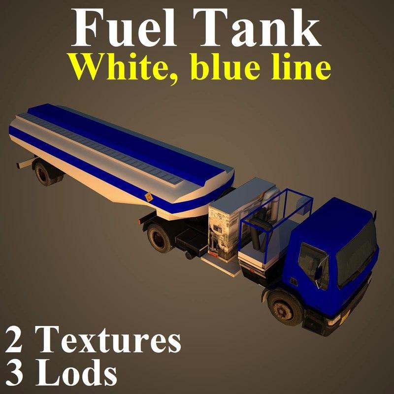 fuel tank wbl model