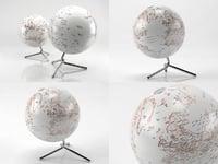 3D model nodo atmosphere