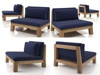 gijs fauteuil 3D model