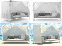 springtime sofa stt 3D