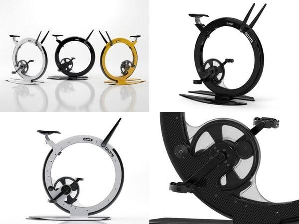 ciclotte stationary bike 3D