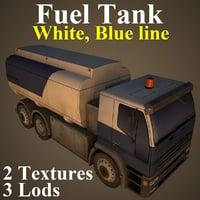 fuel tank wbl 3D