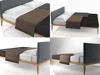 life bed 3D model