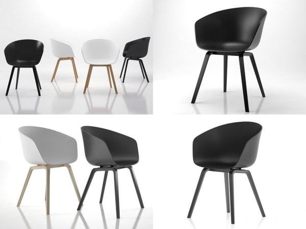 chair 22 3D model