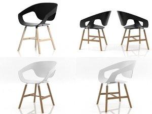 vad wood 3D model