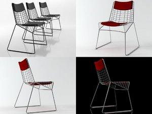 string chair 3D