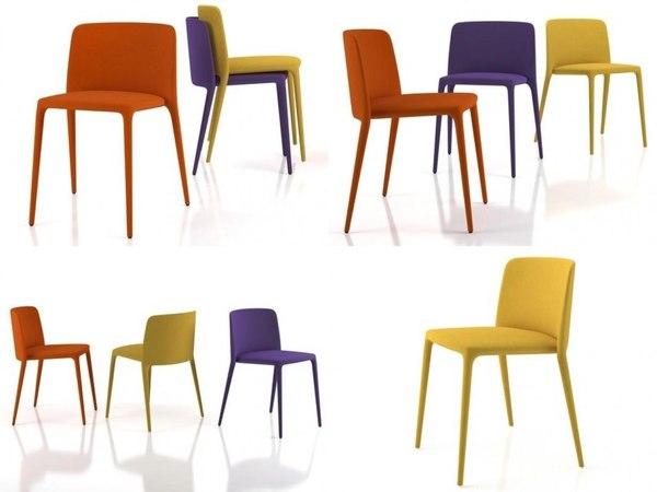 achille chair 3D model