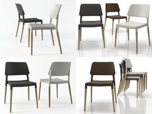 3D belloch chair