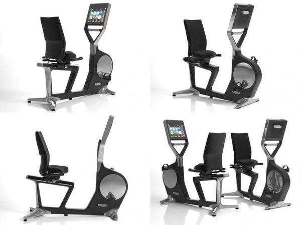 recline personal 3D model