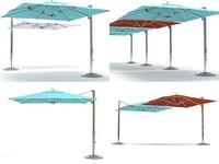 ocean master cantilever 3D model