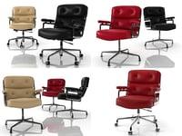 3D model lobby chair vitra