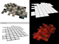 3D do-lo-rez 1 model