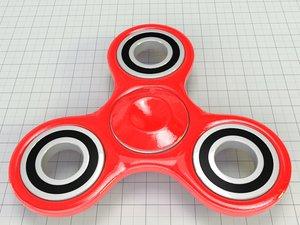 3D spinner spin