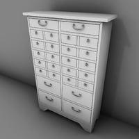 Cabinet M2xS20xL4x
