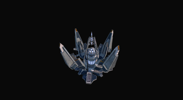 3D emp turret