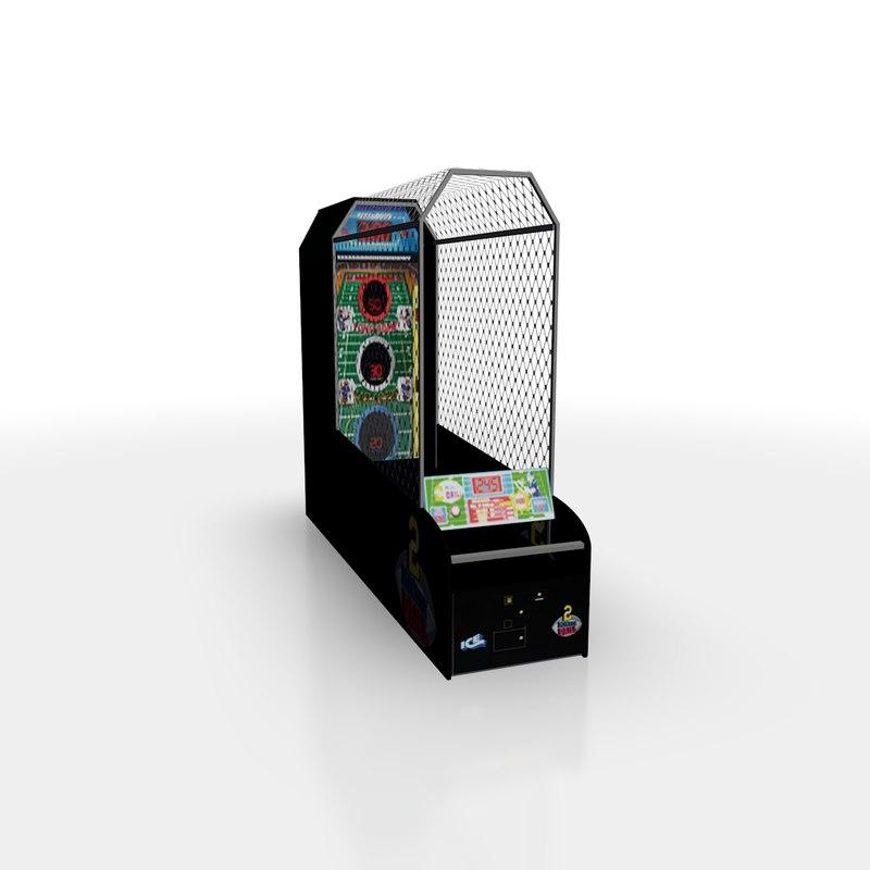 3D arcade games