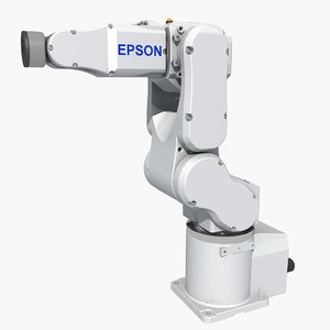 industrial robot epson model