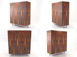 bois rose vertical model