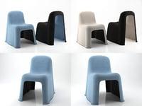 chair hay 3D