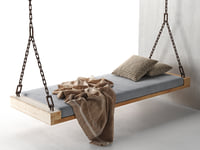 3D hawaii hanging bed