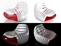 3D snug abalos model