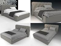 letto 01 3D model