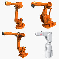 industrial robot model