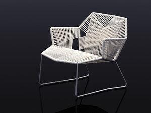 tropicalia 462 3D model