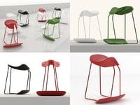 3D dinamica stool