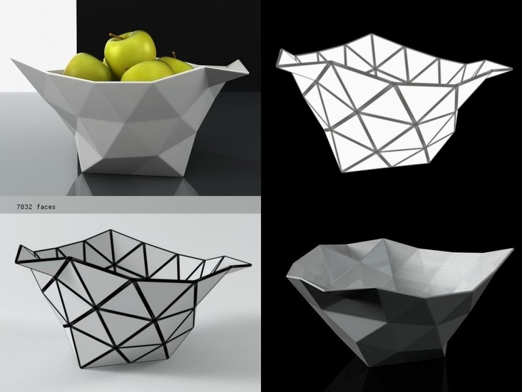 crushed bowl model