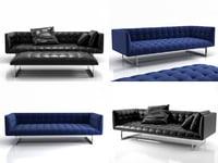 3D edward sofa