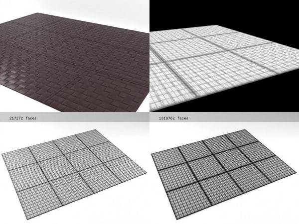 3D zanzibar model