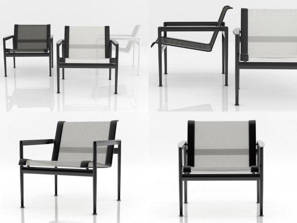 3D 1966-25 armchair