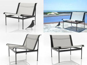 1966-31 swell seating 3D model